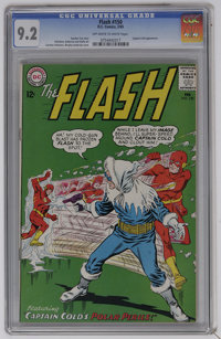 The Flash #150 (DC, 1965) CGC NM- 9.2 Off-white to white pages. Captain Cold appearance. Carmine Infantino and Murphy An...