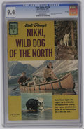 Silver Age (1956-1969):Adventure, Four Color #1226 Nikki, Wild Dog of the North - File Copy (Dell, 1961) CGC NM 9.4 Off-white to white pages. Photo cover. Ove...