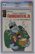 Silver Age (1956-1969):Cartoon Character, Frankenstein, Jr. #1 File Copy (Gold Key, 1967) CGC NM/MT 9.8 Off-white pages. Only issue of this title. Overstreet calls th...