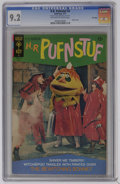 Bronze Age (1970-1979):Miscellaneous, H.R. Pufnstuf #4 File Copy (Gold Key, 1971) CGC NM- 9.2 Off-whiteto white pages. Photo cover. Overstreet 2006 NM- 9.2 value...
