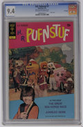 Bronze Age (1970-1979):Cartoon Character, H.R. Pufnstuf #7 File Copy (Gold Key, 1972) CGC NM 9.4 Off-white towhite pages. Photo cover. Overstreet 2006 NM- 9.2 value ...