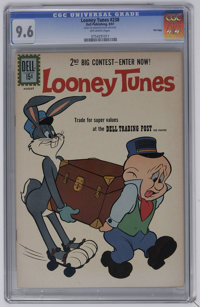 Looney Tunes #238 File Copy (Dell, 1961) CGC NM+ 9.6 Off-white pages. This is the highest CGC grade for this issue to da...