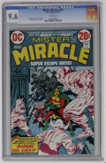 Bronze Age (1970-1979):Superhero, Mister Miracle #14 (DC, 1973) CGC NM+ 9.6 White pages. Jack Kirby and Mike Royer cover and art. Overstreet 2006 NM- 9.2 valu...