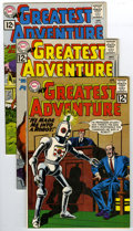 Silver Age (1956-1969):Adventure, My Greatest Adventure Group (DC, 1962) Condition: Average VF. This group contains issues #63, 66, 67, and 70. Issue #66 feat... (Total: 4)