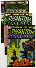 Bronze Age (1970-1979):Horror, The Phantom Stranger #1 - 40 Group Plus (DC, 1969-76) Condition:Average VF. Complete run of The Phantom Stranger, inclu... (Total:42)