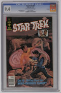 Bronze Age (1970-1979):Science Fiction, Star Trek #58 File Copy (Gold Key, 1978) CGC NM 9.4 Off-white to white pages. Painted cover. Al McWilliams art. Overstreet 2...