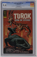 Bronze Age (1970-1979):Superhero, Turok #78 File Copy (Gold Key, 1972) CGC NM 9.4 Off-white to white pages. Painted cover. Alberto Giolitti art. Overstreet 20...