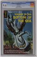 Silver Age (1956-1969):Adventure, Voyage to the Bottom of the Sea #12 File Copy (Gold Key, 1968) CGC NM+ 9.6 Off-white pages. Painted cover. Alberto Giolitti ...