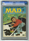 """Magazines:Mad, Mad #96 (EC, 1965) CGC NM+ 9.6 Off-white to white pages. """"Man From U.N.C.L.E."""" spoof. Ray Davies, Dave Davies and Ringo Star..."""