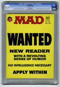 Magazines:Mad, Mad #107 (EC, 1966) CGC VG- 3.5 Off-white pages. Lyndon BainesJohnson musical parody. Comic strip parodies with Bob Clarke ...