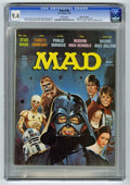 "Magazines:Mad, Mad #196 Gaines FIle pedigree (EC, 1978) CGC NM 9.4 White pages.""Star Wars"" cover and parody. Jack Rickard cover. Angelo To..."