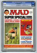 Magazines:Mad, Mad Special #17 Gaines File pedigree (EC, 1975) CGC VF/NM 9.0Off-white to white pages. Eight Don Martin vital message poste...