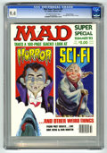 Magazines:Mad, Mad Special #43 Gaines File pedigree (EC, 1983) CGC NM 9.4 Off-white to white pages. 100 page Horror and Sci-Fi issue. Overs...