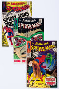 Bronze Age (1970-1979):Superhero, The Amazing Spider-Man Group (Marvel, 1967-73) Condition: AverageFN/VF.... (Total: 29 Items)