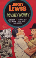 Mainstream Illustration, Lomasney, John J. (1899-1989). It's Only Money, 1962. Mixedmedia on artboard. 44 x 28 in.. Benefiting Lifebeat. ...