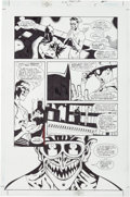 Original Comic Art:Panel Pages, Doug Mahnke and Tom Nguyen JLA #65 Page 5 Original Art (DC,2002)....