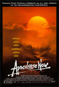 "Movie Posters:War, Apocalypse Now (Miramax, R-2001). One Sheet (27"" X 40""). War.. ..."