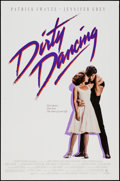 "Movie Posters:Romance, Dirty Dancing (Vestron, 1987). One Sheet (27"" X 41""). Romance.. ..."