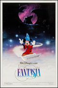 """Movie Posters:Animation, Fantasia (Buena Vista, R-1990). 50th Anniversary One Sheet (27"""" X41"""") DS. Animation.. ..."""