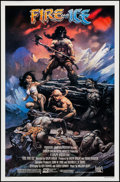 "Movie Posters:Fantasy, Fire and Ice (20th Century Fox, 1983). One Sheet (27"" X 41"").Fantasy.. ..."