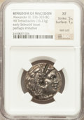 Ancients:Greek, Ancients: ARABIAN PENINSULA. Seleucid imitations. 3rd Century BC.AR tetradrachm (16.21 gm)....