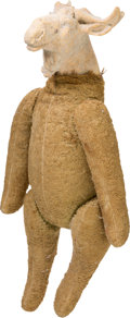 Political:3D & Other Display (1896-present), Theodore Roosevelt: Hybrid Bull Moose Teddy Bear. ...