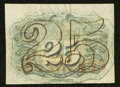 Fractional Currency:Second Issue, Fr. 1283SP 25¢ Second Issue Narrow Margin Back Choice New.. ...
