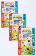 Bronze Age (1970-1979):Cartoon Character, Richie Rich, Casper and Wendy National League #1 File Copy Long BoxGroup (Harvey, 1976) Condition: VF....