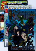 Modern Age (1980-Present):Superhero, X-Men Group Long Box Group (Marvel, 2000s) Condition: AverageNM-....