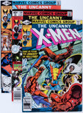 Modern Age (1980-Present):Superhero, X-Men #129-143 Group (Marvel, 1980-81) Condition: Average VF....(Total: 15 Items)