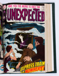 Bronze Age (1970-1979):Horror, Unexpected #106-125 Bound Volume (DC, 1968-71)....