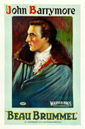"Movie Posters:Drama, Beau Brummel (Warner Brothers, 1924). One Sheet (27"" X 41"") Style A.. ..."