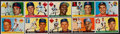 Baseball Cards:Sets, 1955 Topps Baseball Starter Set (66) With High Numbers. ...