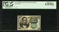 Fractional Currency:Fifth Issue, Fr. 1264 10¢ Fifth Issue PCGS Choice New 63PPQ.. ...