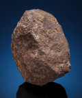 "Meteorites:Stoney Irons, NICKEL-IRON ""METEORITE"": TONY'S METEORITE. Shamokin,Pennsylvania, USA. ..."
