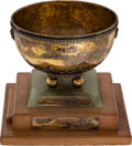 Golf Collectibles:Miscellaneous, 1962 Canada Cup Trophy Won by Sam Snead, Team Model. ...