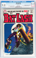 Silver Age (1956-1969):Western, Bat Lash #4 Don/Maggie Thompson Collection pedigree (DC, 1969) CGCNM/MT 9.8 White pages....