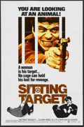 "Movie Posters:Thriller, Sitting Target (MGM, 1972). One Sheet (27"" X 41""). Thriller. Starring Oliver Reed, Jill St. John, Ian McShane, Edward Woodwa..."