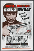 """Movie Posters:Action, Cold Sweat (Emerson Film Enterprises, 1974). One Sheet (27"""" X 41""""). Action. Starring Charles Bronson, Liv Ullmann, James Mas..."""