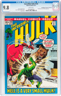 Bronze Age (1970-1979):Superhero, The Incredible Hulk #154 Don/Maggie Thompson Collection pedigree (Marvel, 1972) CGC NM/MT 9.8 White pages....