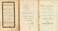 Books:Religion & Theology, Clarke, John: A DISCOURSE DELIVERED AT THE FIRST CHURCH IN BOSTON, 19TH APRIL, A. D. 1795, THE LORD'S-DAY AFTER THE INTERMENT...