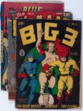 Golden Age (1938-1955):Miscellaneous, Fox Comics Group (Fox Features Syndicate, 1940s) Condition: Apparent GD.... (Total: 5 Comic Books)