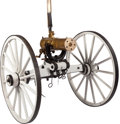 Long Guns:Other, U.S. Colt Model 1877 Bulldog Gatling Gun....