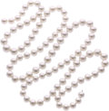 Estate Jewelry:Necklaces, South Sea Cultured Pearl, White Gold Necklaces. ...