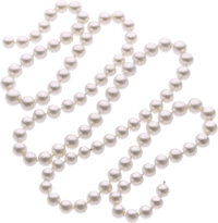 South Sea Cultured Pearl, White Gold Necklaces