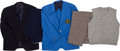 Golf Collectibles:Bags/Flagsticks/Clothing, Personal Clothing From Sam Snead's Wardrobe Lot of 5....