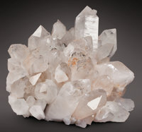 DECORATIVE QUARTZ CLUSTER Hot Springs, Arkansas, USA