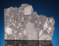 Meteorites:Lunar, PARTIAL SLICE OF THE MOON - FIRST PUBLIC OFFERING OF NWA 8306. Lunar Feldspathic Breccia - Achondrite (LUN). Sahara De...