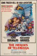 "Movie Posters:War, The Heroes of Telemark & Other Lot (Columbia, 1966). Posters(2) (40"" X 60""). War.. ... (Total: 2 Items)"