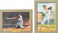 "Baseball Collectibles:Others, 1984-90 Perez-Steele Galleries Signed ""Great Moments"" CardsCollection - 25 Signed. ..."